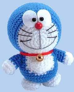 Mi hobbie............. los amigurumis - Página 2 Doraemon2