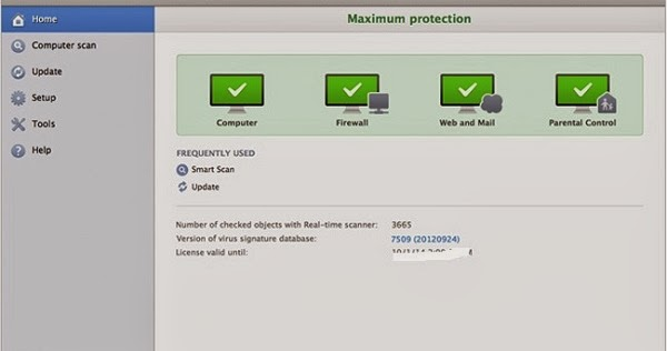 Eset Cyber Security Pro For Mac Activation Code Free For