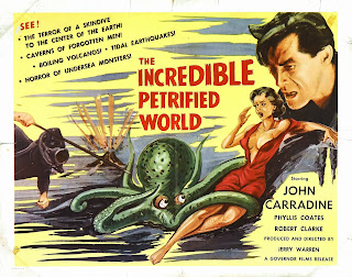 Sheet for Incredible Petrified World