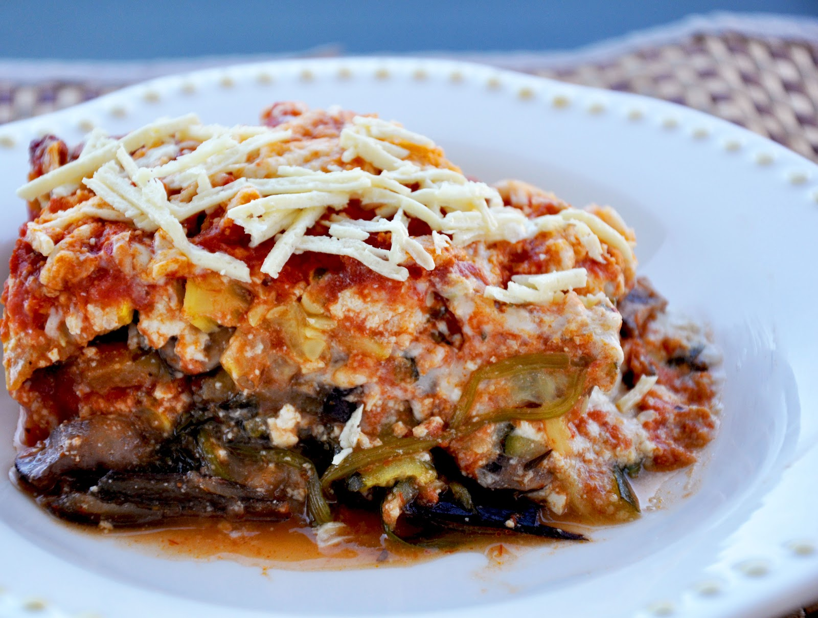 Secrets of a Foodie: No Pasta Lasagna (Vegan and Gluten Free!)