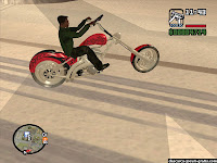 GTA San Andreas Snow Mod - screenshot 31