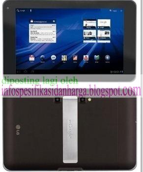 "Responses to ""Harga LG Optimus Pad V900 PC Tablet Terbaru 2012"""