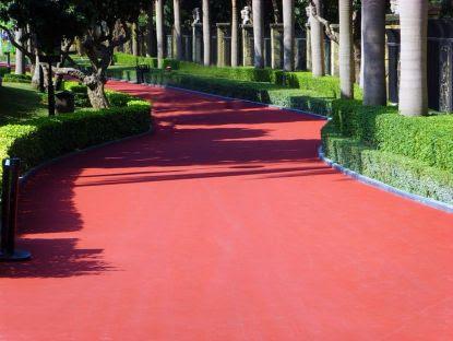 Untuk yang tertarik untuk membuat jogging track dan playground arena ...
