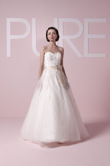 The Pure Bridal 2013 Collection