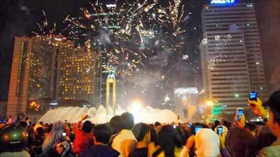 Acara dan Lokasi Perayaan Malam Tahun Baru di Jakarta