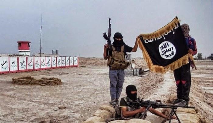 ISIS Dibentuk Israel, Amerika dan Inggris