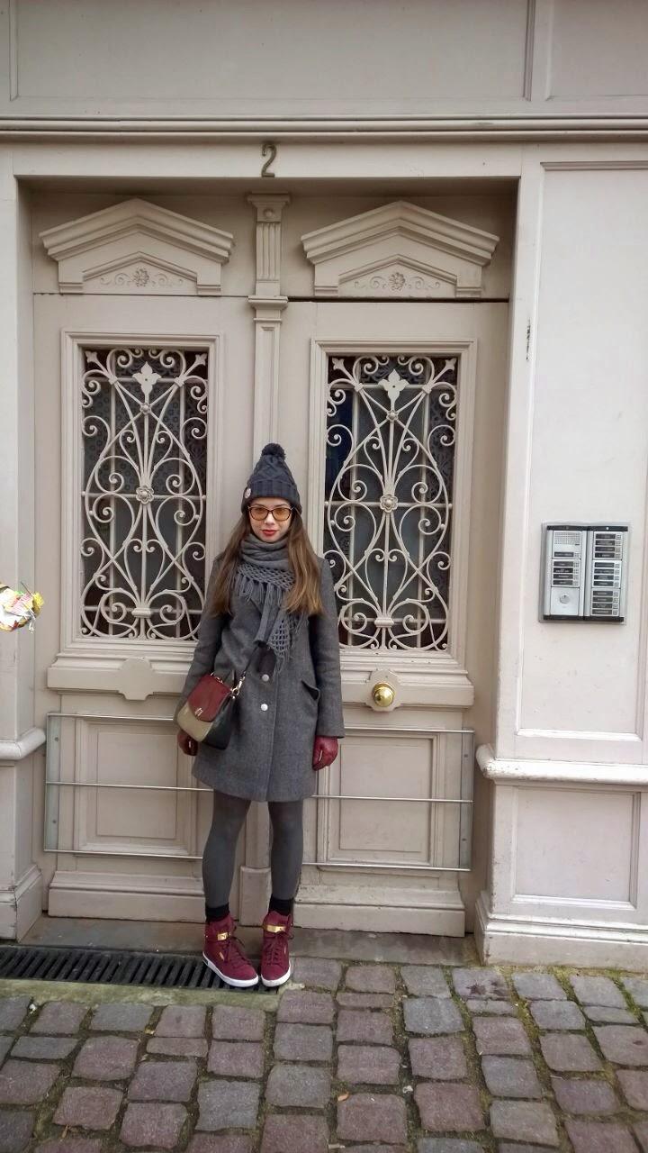 красивые двери страсбург