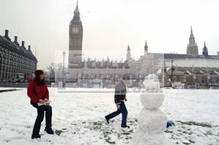 Colossal Ben and the Parliament Square United Kingdom