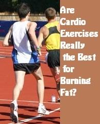 cardio exercises to burn fat
