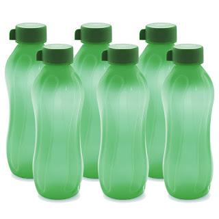 Cello Aqua Kool Polypropylene Bottle Set, 600ml, Set of 6 Just 300/-