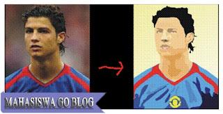 efek kartun dengan photoshop