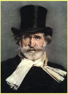 Retrato de Verdi