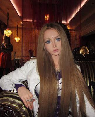 1valeria 6 Wanita Ini Cantik Seperti Barbie