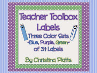 Toolbox Labels are Free!!