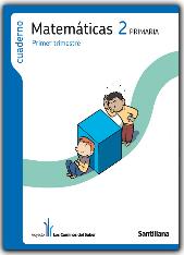 Cuadernillos Matemáticas 2º Santillana