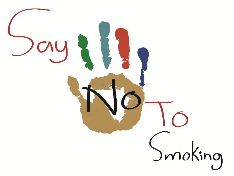 Say No to Smoking Slogans http://alexandriadailyphoto.blogspot.com/2011/02/say-no-to-project-final-cut.html