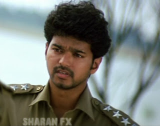 Vijay Plays The Role Of Police In 'Jilla' Film