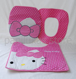 Cover Closet Hello Kitty