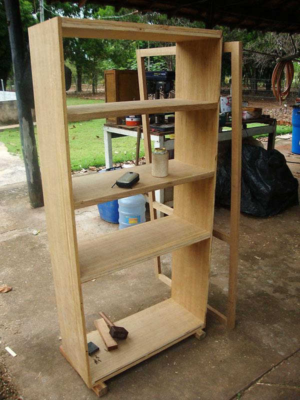 carcase, plywood