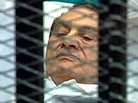 Mubarak trial: Egypt's ex-president denies all charges