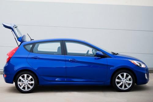 2013 Hyundai Accent Hatchback | Versatile