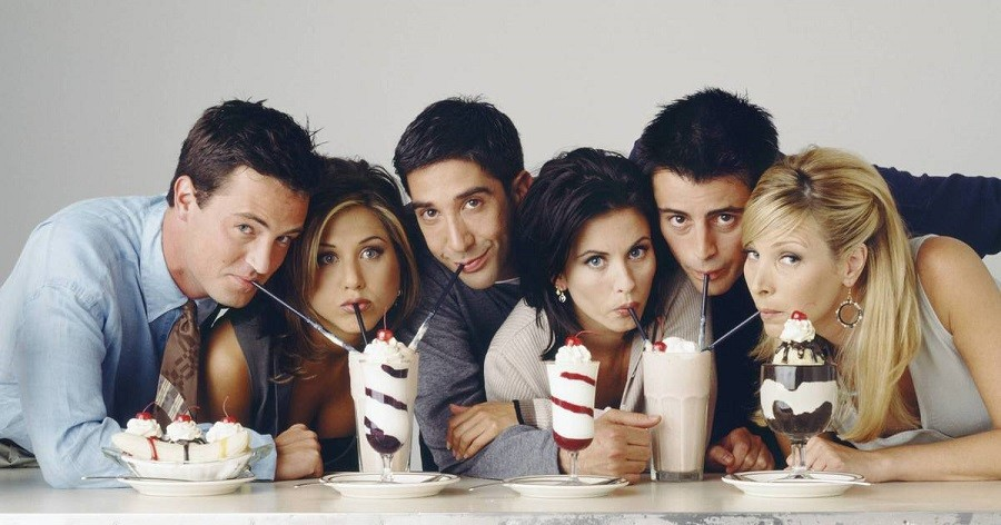 Série Friends - 4ª Temporada Torrent