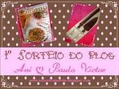 Sorteio no Blog da Ani & Paulo Victor