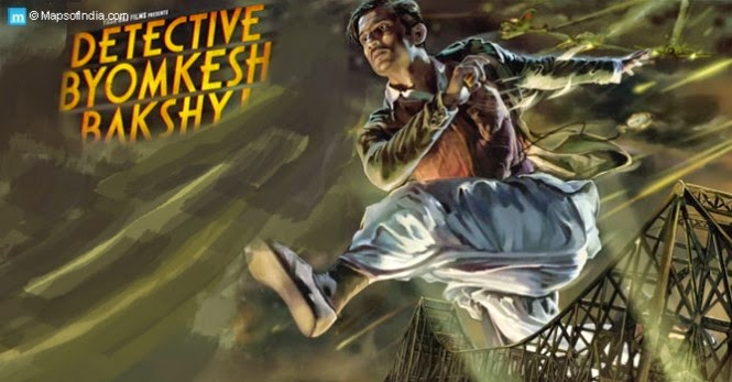 Download film Detective Byomkesh Bakshy (2015) subtitle Indonesia