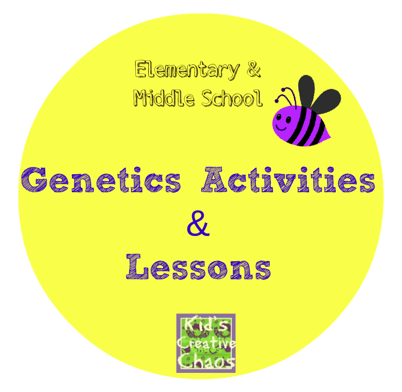 Genetics  Activities for Elementary: Lessons and Games