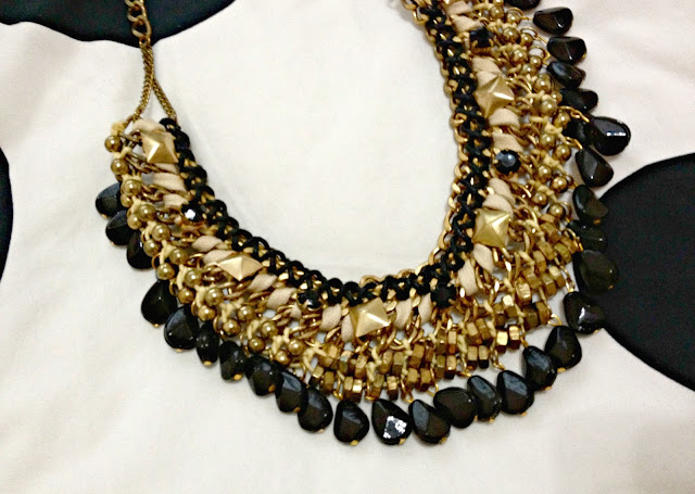 New In: Statement Necklace, Heels and More