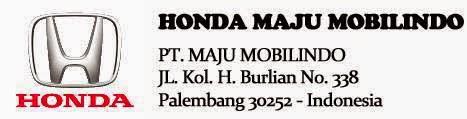 sales honda palembang