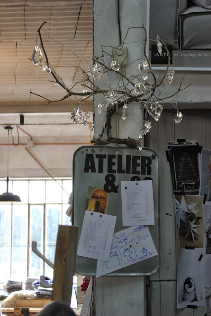 Photo Atelier rue verte