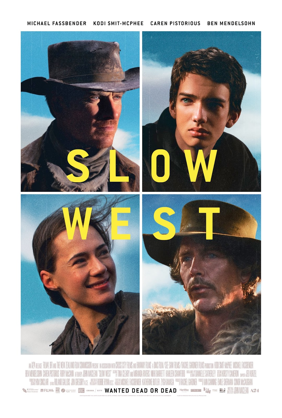 Slow West – Legendado (2015)