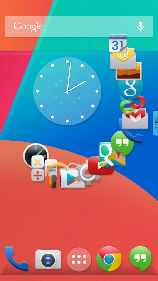 android 4.4 kitkat launcher apk