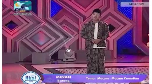 Peserta AKSI yang Mudik Tgl 01 Juli 2015 (14 Ramadhan)