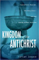 photo of the book cover of Kingdom of the Antichrist by Adrian Isaacs