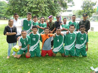 Futsal Menwa Universitas Borobudur