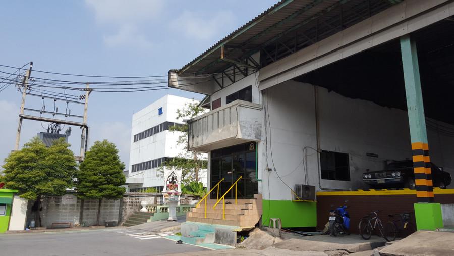 โรงงาน-โกดัง ใกล้สุวรรณภูมิ