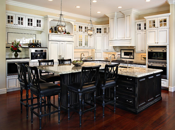 Built in kitchen island kitchen design photos 2015 for Built in kitchen islands
