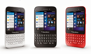 Blackberry Q5 N28,000