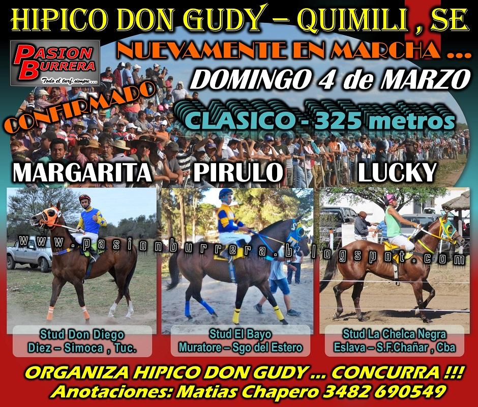 QUIMILI - 4 - 325