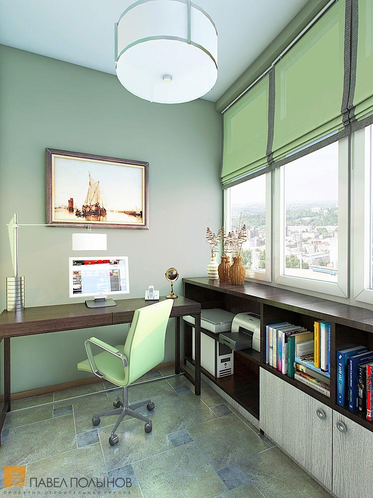 Балкон кабинет 4метра. - фото отчет - каталог статей - балко.