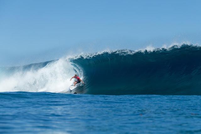13 John John Florence Billabong Pro Tahiti Foto WSL Stephen Robertson