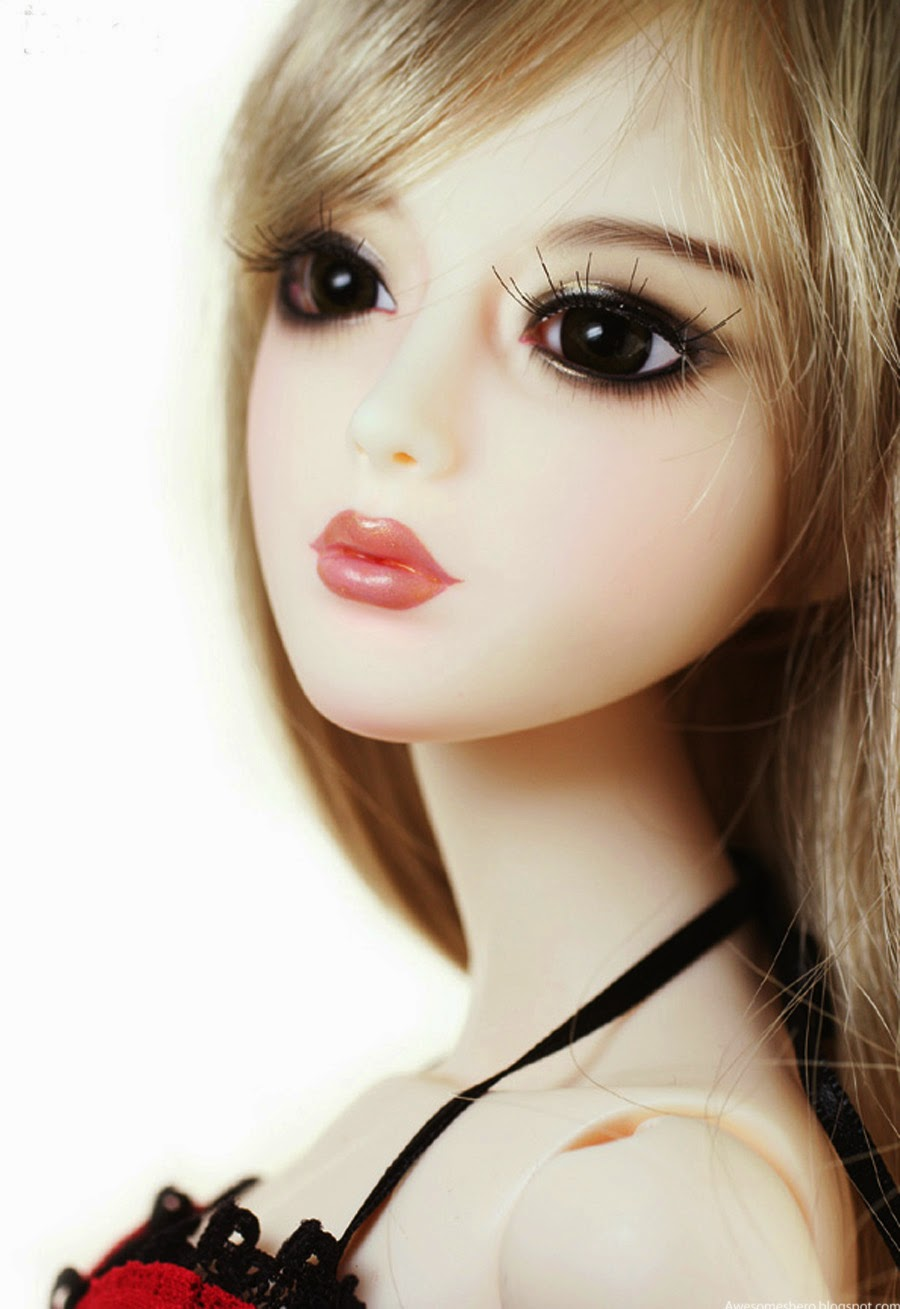 Top Beautiful Hd Wallpapers: Cute Barbie Dolls Profile Wallpapers For ...