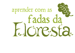 Aprender com as fadas Da Floresta 