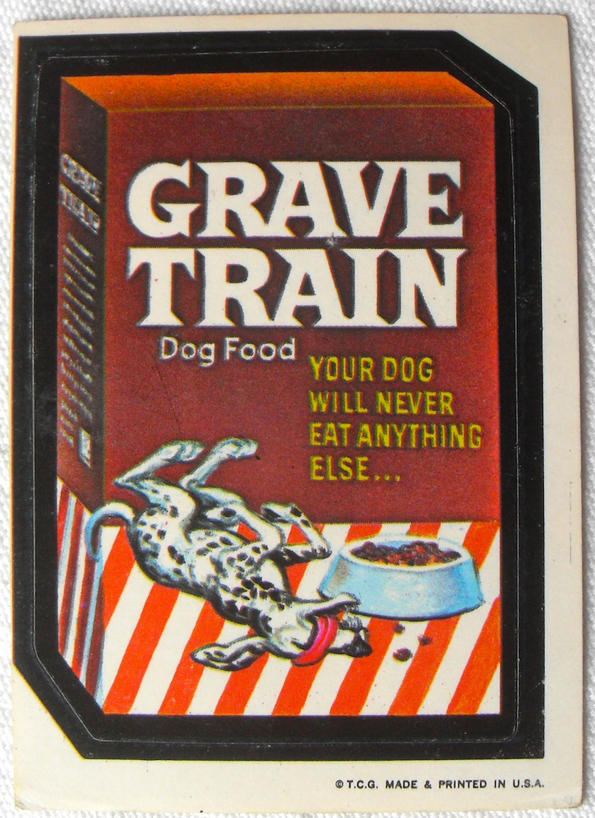 arts koolda image: 1973 Wacky Packages Stickers (1st Series)