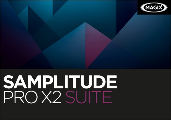 Samplitude Pro X2 Full with Latest Patch Image