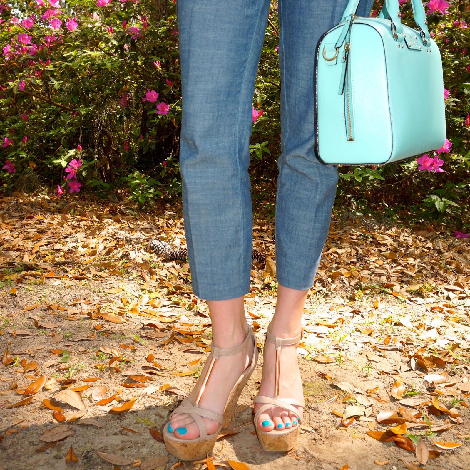 Kate Spade Mint Bag