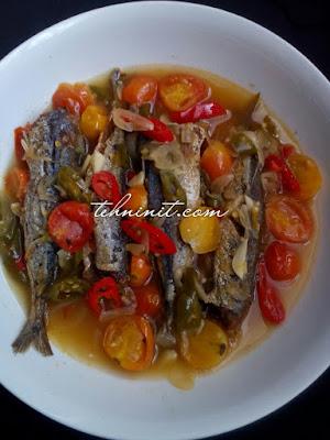 Ikan Asam Manis Ala Banjar Mamaku