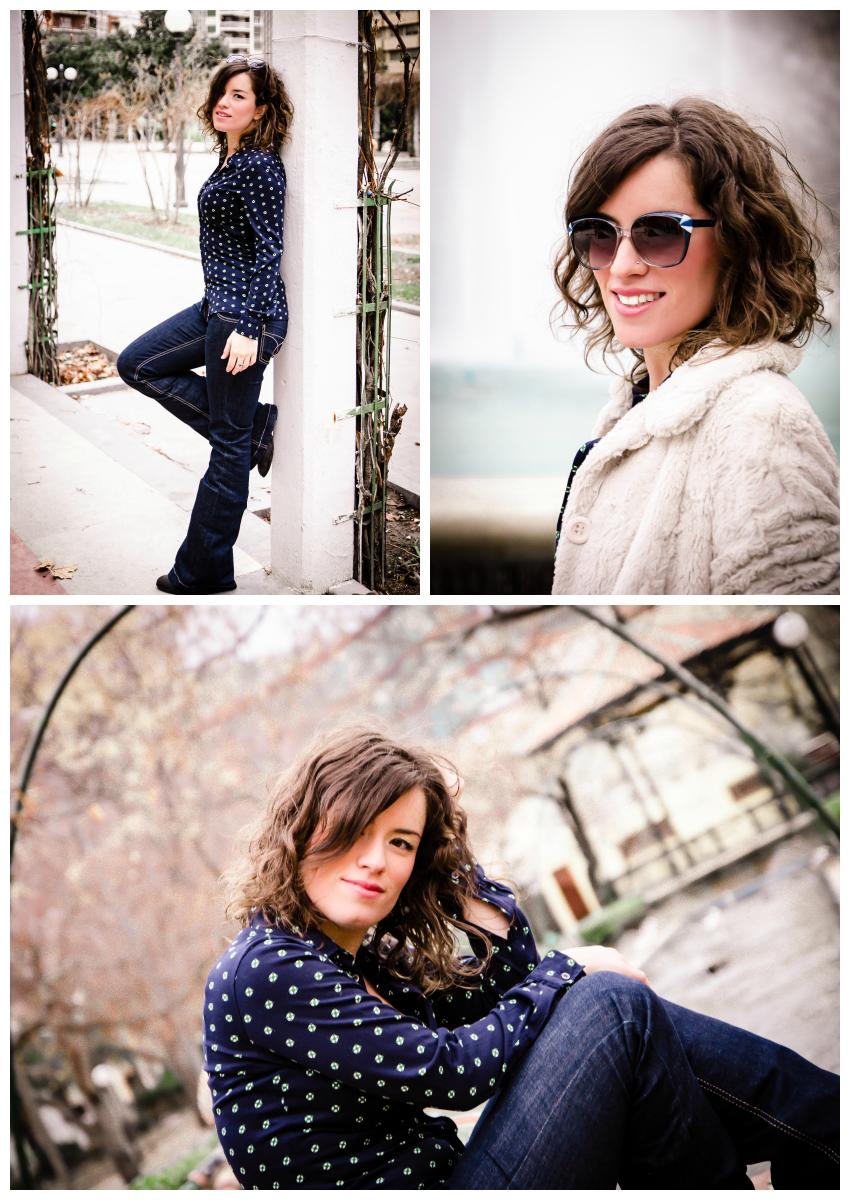 El Diván Azul Fotografía: sesión de fotografía en exterior